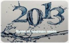 Carte voeux 2013 Bleu metal sur fd gris.jpg